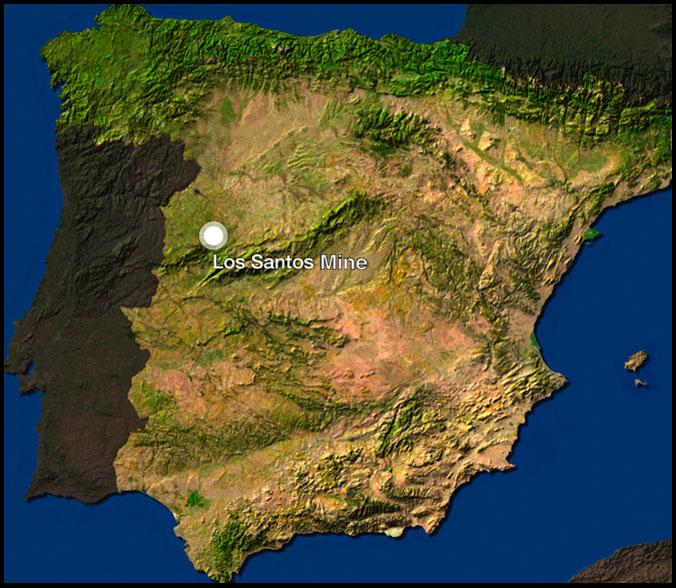 로스 산토스 광산