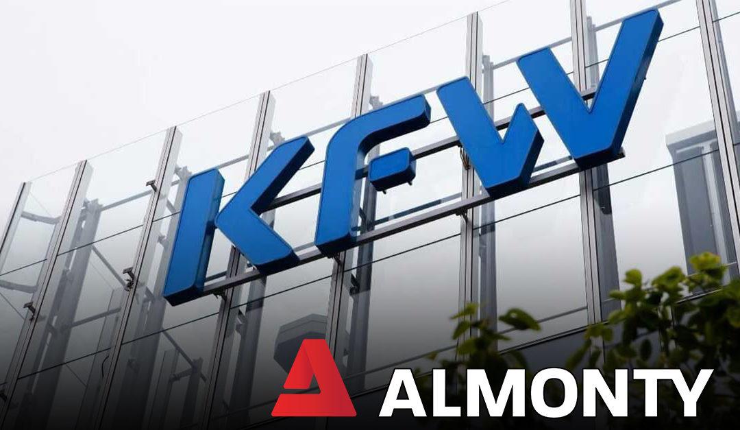 알몬티 인더스트리 US$76M 규모의 상동 광산 프로젝트 파이낸싱에 대한 구속력 있는 약속 수령 발표
