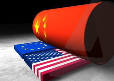 미국 제조업 임원진 설문조사, 중국이 통제하는 전략적 금속 공급지배력의 우려에 대하여 설명