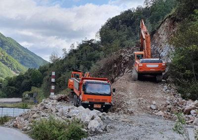 세계 최대 규모의 텅스텐 광산 건설이 계속되고 있다.