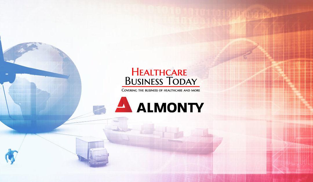 텅스텐의 새로운 생산 원이 의료 산업 공급 유지에 필수적이다.